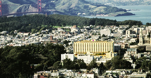 St. Mary's Hospital  San Francisco