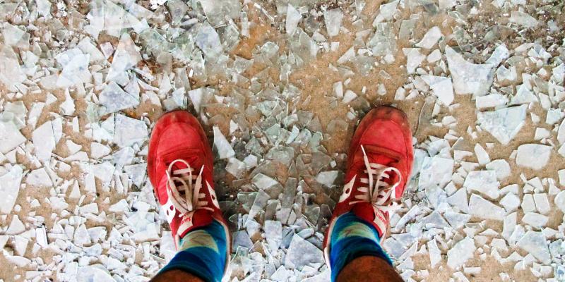 Broken Glass by Orin Zebest orinrobertjohn 14817277850 EDIT