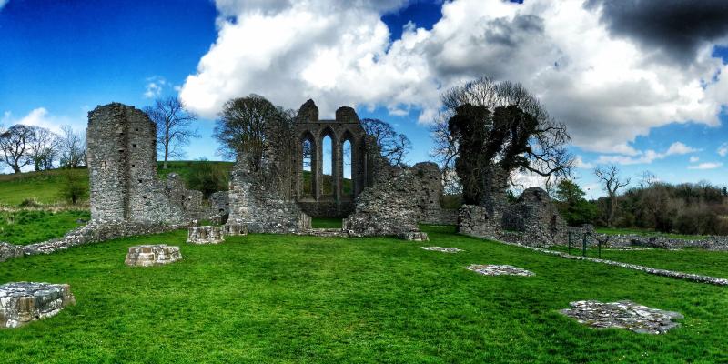 Ruins by Paul Bowman bowmanpics 36473723700 EDIT
