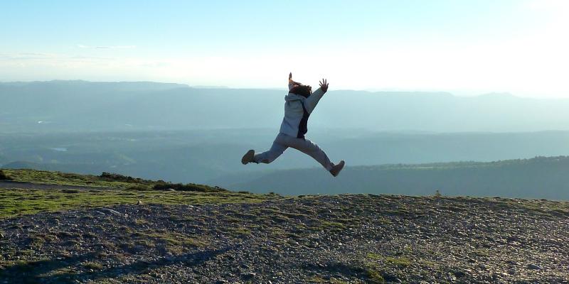 Joy Jump Happiness by Marina del Castell marinadelcastell 8759235322 EDIT