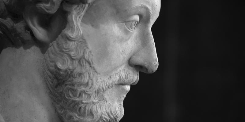 Marcus Aurelius by Bradley Weber 32393792365 EDIT