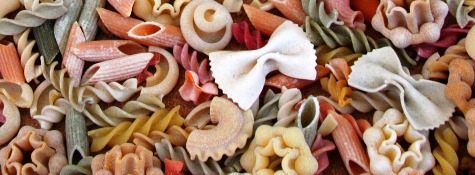Pasta Shapes by ejhrap 7025467871