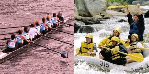 Rowing-Rafting