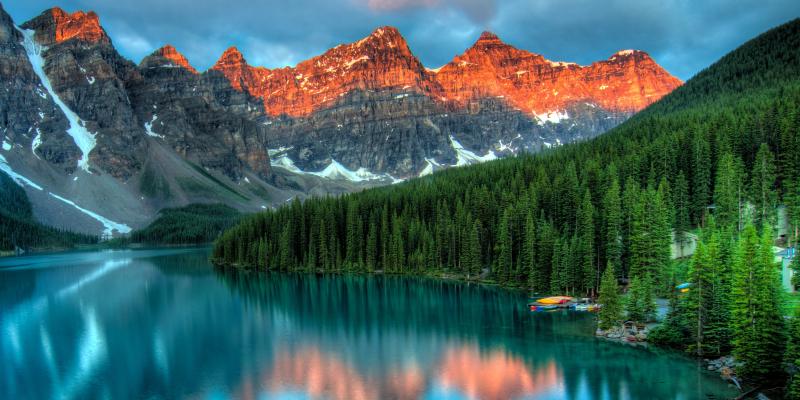 Mountain Lake by James Wheeler james_wheeler 7960461442 EDIT