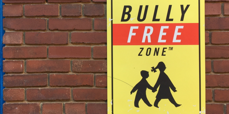 Bully-Free Zone by Lorie Shaull number7cloud 21604537561 EDIT
