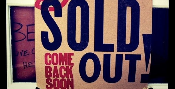 Sold Out by Dennis Yang dennis 5579274920 EDIT