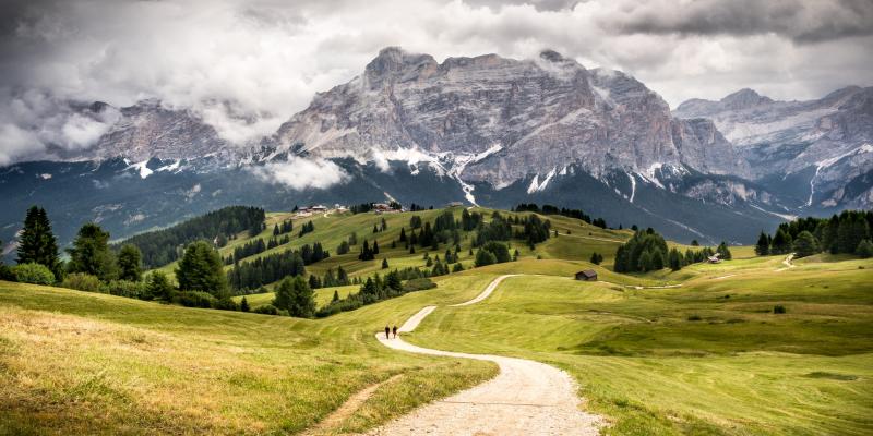 Mountain Path by Giuseppe Milo giuseppemilo 19954826630 EDIT