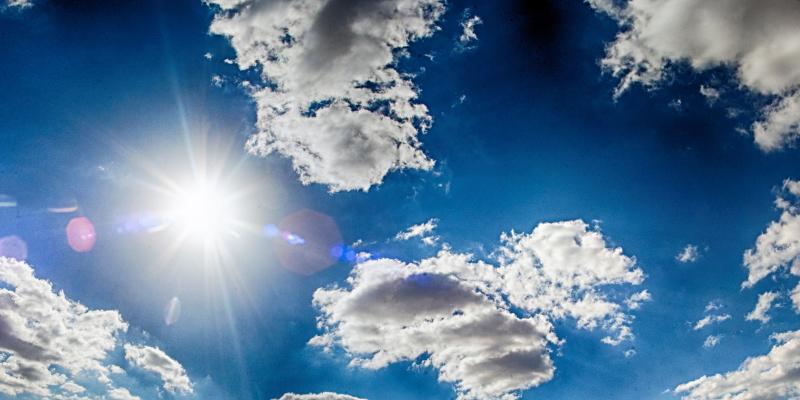Blue Sky by Rachid Ahitass rachidahitass 14266758461 EDIT