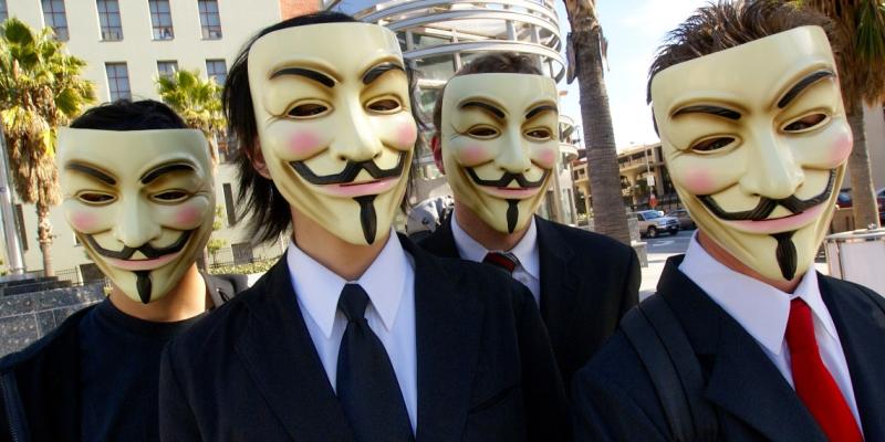 Anonymous by Vincent Diamante sklathill 2255718951 EDIT