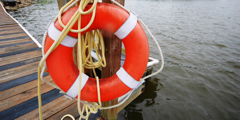 Life Preserver by Virginia State Parks vastateparksstaff 14110628626 EDIT