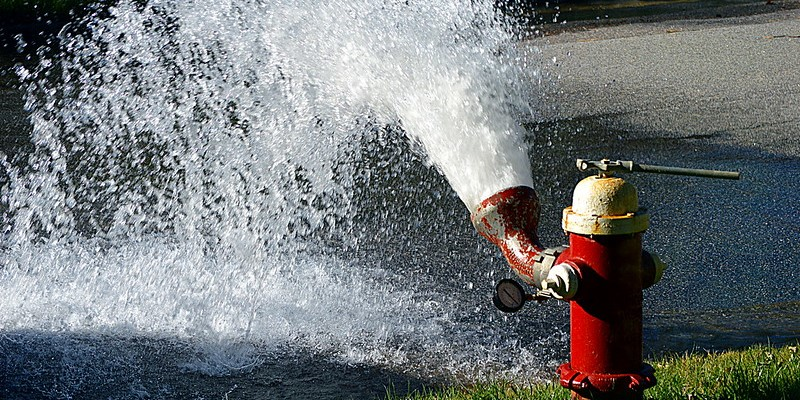 Fire Hydrant by Bill Smith byzantiumbooks 44622813805