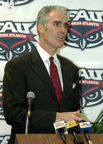 FAU Basketball Coach Matt Doherty