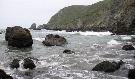 Coast Trail, GGNRA