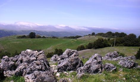 Black Mountain, Rancho San Antonio, Santa Clara County