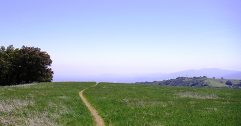 Black Mountain, Rancho San Antonio, Santa Clara County
