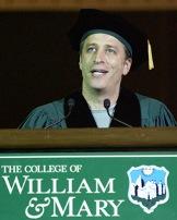 Jon Stewart, 2004 Commencement, William & Mary