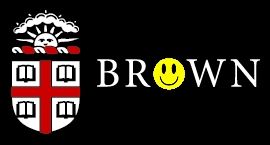 Happy at Brown