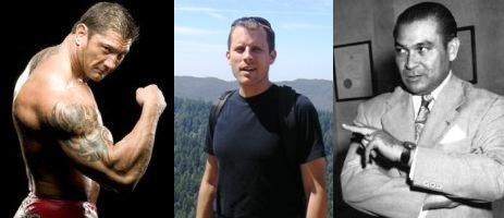 Three Batistas: Dave, Ed, Fulgencio