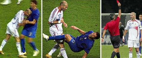 Zidane Materazzi