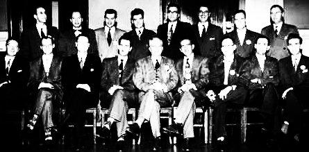 Board of Directors, ca. 1952