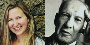 Sage Cohen and Peter Drucker