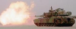 M1-A1 Abrams Tank