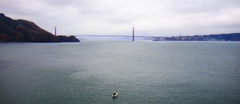 Golden Gate from Point Bonita