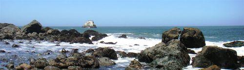 Mile Rock Beach 2