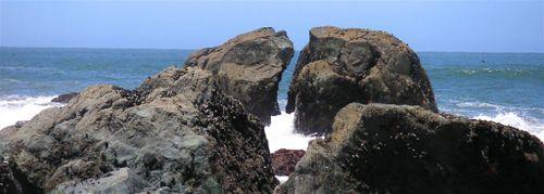 Mile Rock Beach 3
