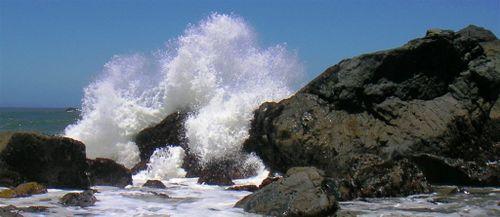 Mile Rock Beach 4