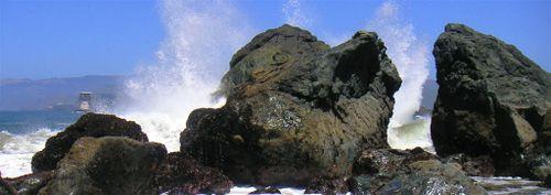 Mile Rock Beach 6