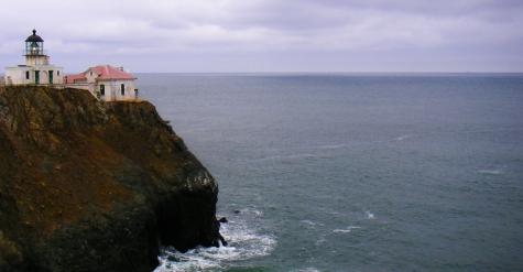 Point Bonita Lighthouse 1